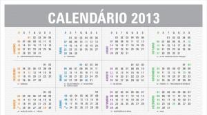 Los feriados del 2013 en Argentina