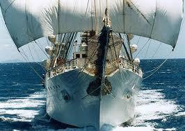 La tripulación de la Fragata Libertad impidió con armas su traslado