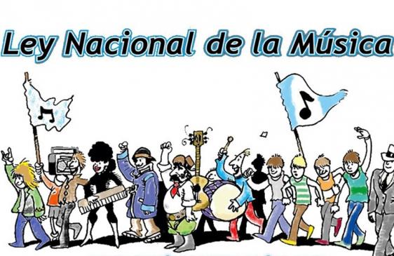Ley Nacional de la Música