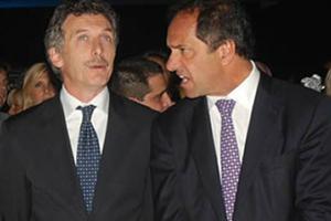 Scioli intimó a Macri por el tema de la basura