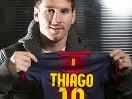 Thiago Messi !! Nació el hijo de Messi y Antonella Roccuzzo
