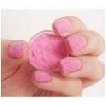 La nueva moda de las uñas de terciopelo. Fotos