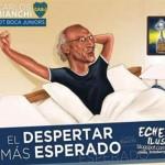Los mejores afiches Boca-Bianchi