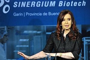 """Cristina: """"Vamos a poner en marcha una democratización de la Justicia"""""""