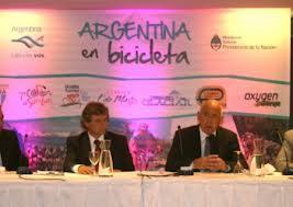 "Programa ""Argentina en bicicleta"""