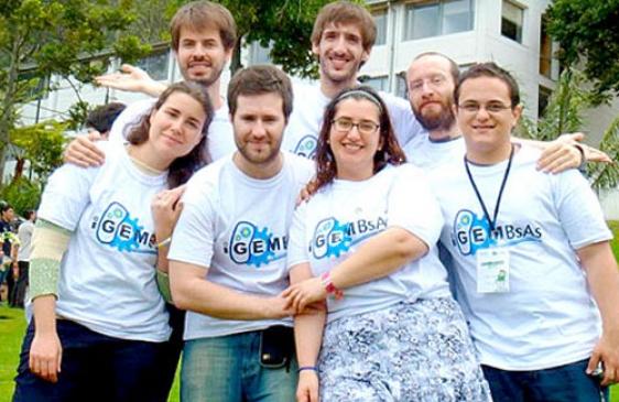 Argentina obtuvo la medalla de bronce en las Olimpíadas de Biología Sintética