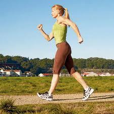 Aprende a caminar correctamente para perder peso