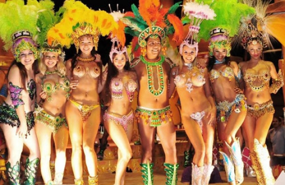 Carnaval 2013 en Gualeguaychú