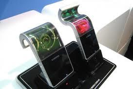 Llega la nueva generación de celulares flexibles