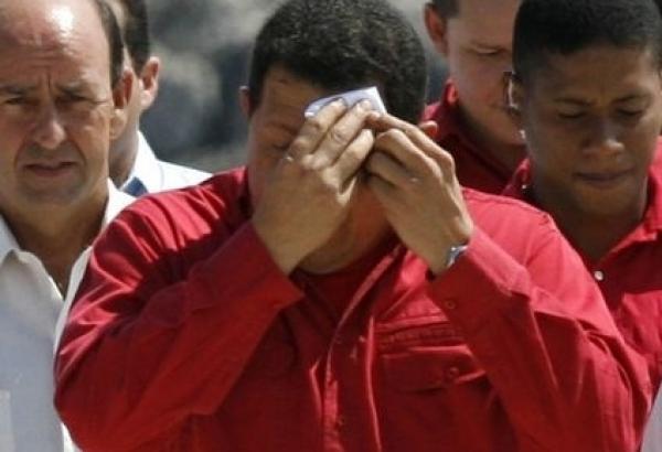 Chávez en estado delicado: Tendría una infección respiratoria