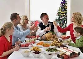 Las comidas y estrés de fin de año