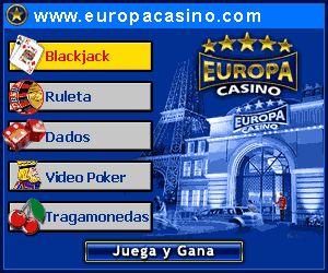 BONO DE NAVIDAD DE EUROPA CASINO 2012