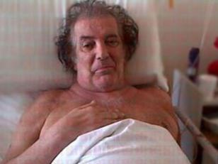 """El """"Facha"""" Martel internado en un asilo para ancianos"""