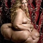 Fotografo captura modelos obesas