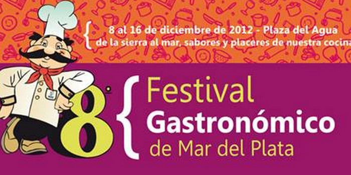 Festival Gastronómico de Mar del Plata 2012