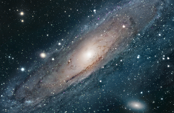 Científicos argentinos desarrollan método para encontrar galaxias