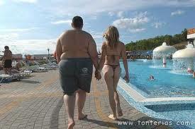 Por qué hay personas engordan y otras que no?