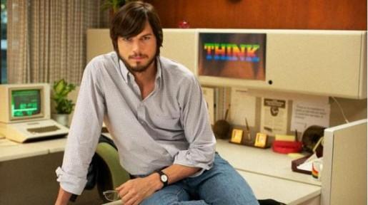 Se viene la película de Steve Jobs protagonizada por Ashton Kutcher