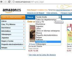 Tienda Kindle en Brasil