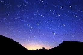 Una lluvia de estrellas podrá verse hasta el viernes en todo el país
