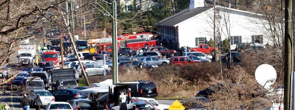 27 muertos. Masacre en una escuela primaria de EE.UU.