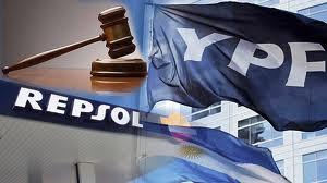 Repsol demandó a Argentina por expropiación de YPF