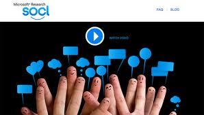 Socl, la red social de Microsoft