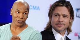 "Mike Tyson: ""encontré a mi mujer infraganti teniendo sexo con Brad Pitt"""