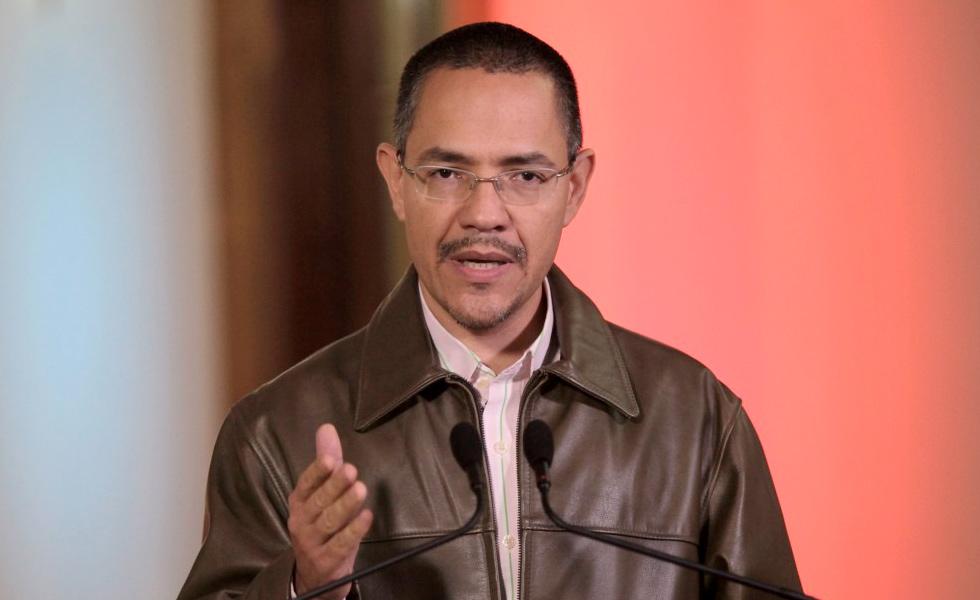 #Chavez > Villegas: Lo irresponsable sería ocultar lo delicado del momento actual