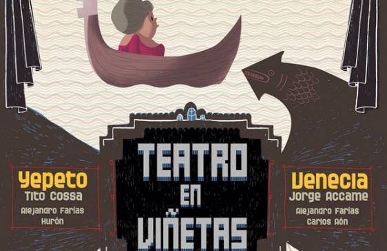 Clásicos del teatro argentino adaptados al cómic
