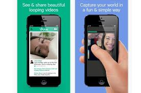 Nuevo sitio que reproduce videos de la app a medida que se publican en tiempo real