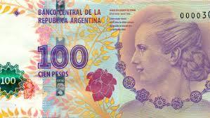 Pagan 50 dólares por el billete de Evita en EE.UU.