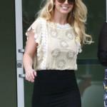 Así luce Britney Spears hoy. Fotos