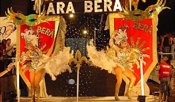 'Los Caminos del Carnaval 2013' en Corrientes