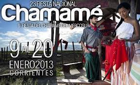 Fiesta Nacional del Chamamé 2013