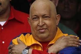 Carta de Chávez firmada de puño y letra con tinta roja