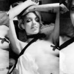 Las fotos del video prohibido de Angelina Jolie