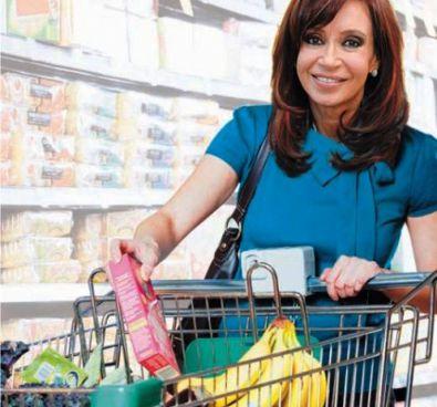 Cristina propone boicot a quienes suban precios