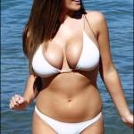 Esta es la mujer con los senos naturales más bellos del mundo