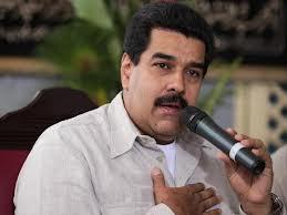 """Maduro dice que Chávez """"va remontando la cuesta"""""""