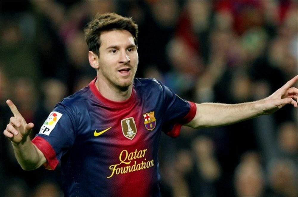 El deseo de Messi a sus 13 años