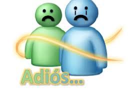 MSN Messenger dejara de funcionar de forma definitiva el 15 de Marzo
