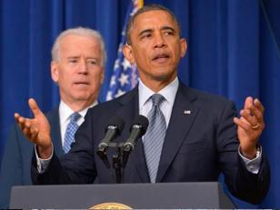 Obama lanza 23 medidas para controlar el uso de las armas de fuego
