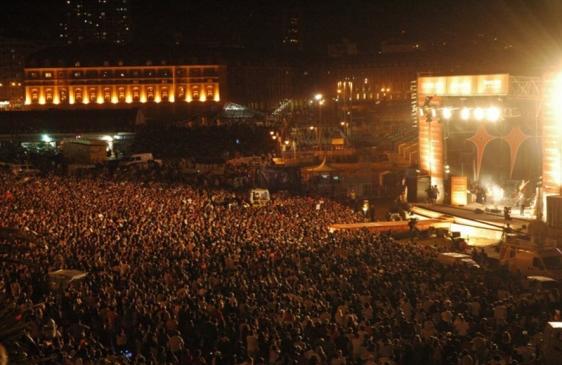 Recitales gratis en Mar del Plata 2013