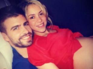 Milan el hijo de Shakira