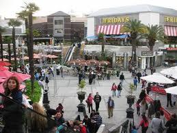 Los argentinos eligen a Chile para ir de shopping