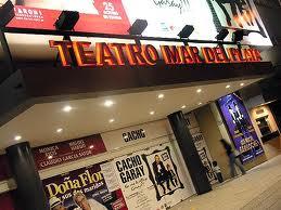Mar del Plata: Mucho menos público en los teatros