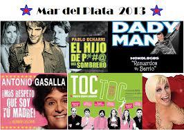 Precios de las entradas de las obras de teatro en Mar del Plata Verano 2013