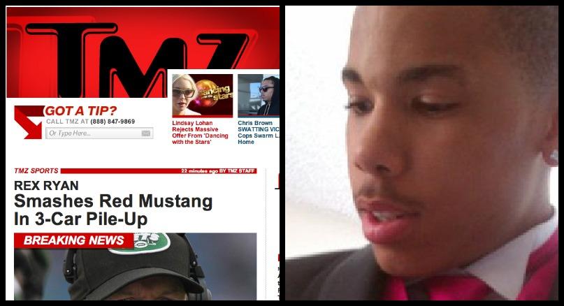 Ordenan a TMZ retirar video de asesinato