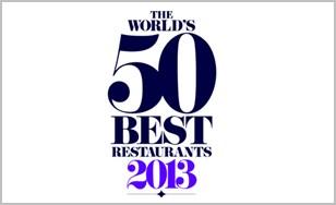Los 50 mejores restaurantes del mundo 2013 en Londres